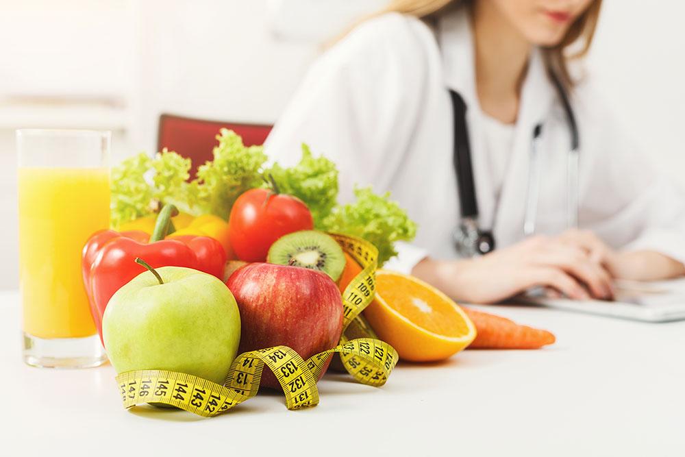 programma di dieta yini